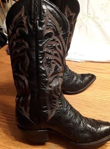 Tony Lama Womens cowgirl boots size 6